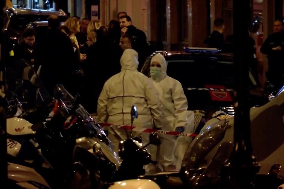 2 dead in Paris knife attack, including knifeman 1