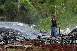 Many feared dead as Cuba airliner crashes on takeoff
