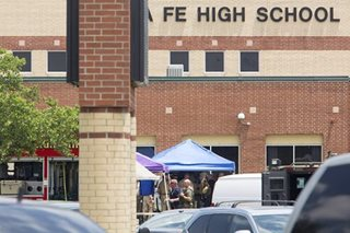 Student kills at least 10 in Texas high school massacre