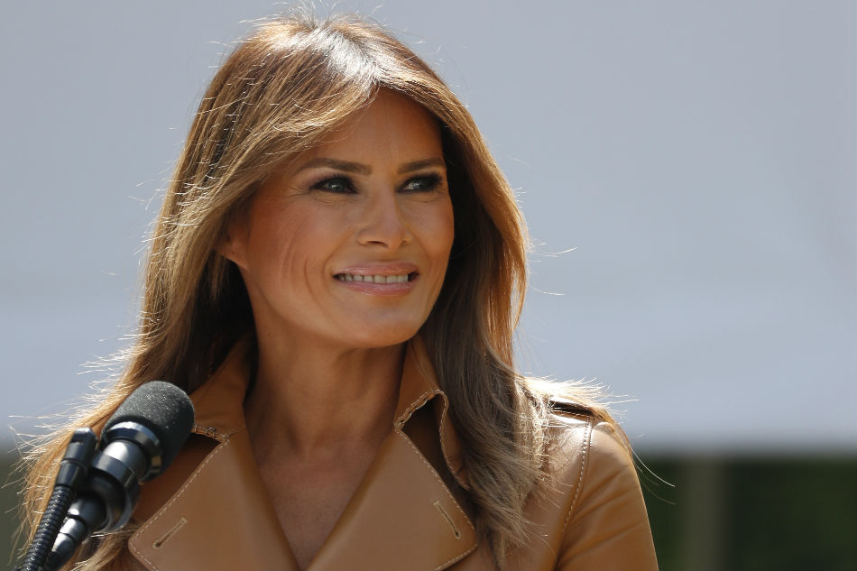 Melania Trump won't travel to G7, N.Korea summits
