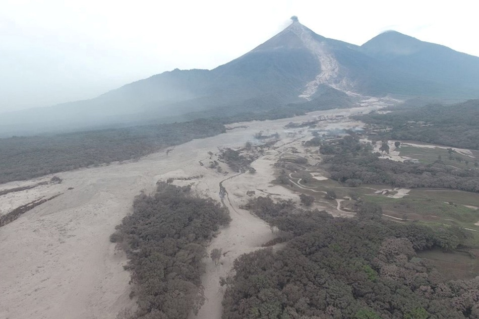 'Volcano of Fire' showing more signs of activity in Guatemala