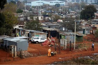 'We have nowhere': South Africa's landless vent their fury