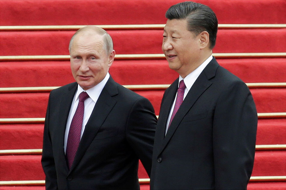 Putin 'Is My Best, Most Intimate Friend,' Xi Says