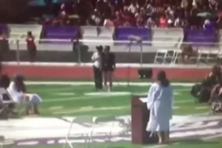 Fil-Am valedictorian's speech cut off while tackling sexual assault