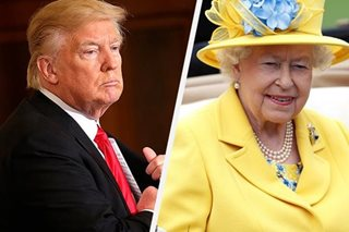 Trump to meet Queen Elizabeth on UK visit, says US envoy