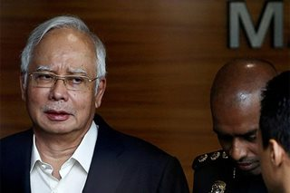 Former Malaysian PM Najib arrested in graft probe