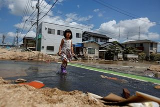 Japan's worst flooding in 36 years