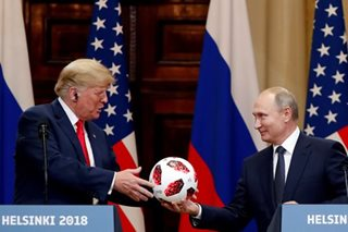 Trump invites Putin to Washington despite U.S. uproar on Helsinki summit