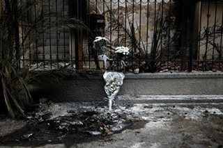 Blame game blows up over deadly Greek wildfires
