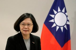 No one can 'obliterate' Taiwan's existence, president says