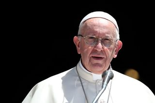 Pope says on side of victims of US 'predator' priests