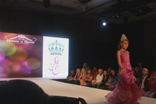 Pinoy designers, nagpabilib sa London Fashion Week
