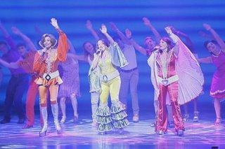 'Mamma Mia' musical, balik-Pinas