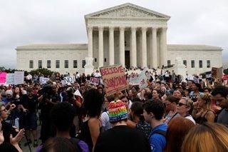 US Senate poised to confirm Supreme Court nominee Kavanaugh
