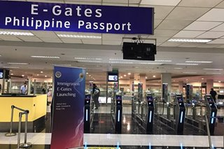Immigration bureau to set up e-gates at NAIA for departing OFWs