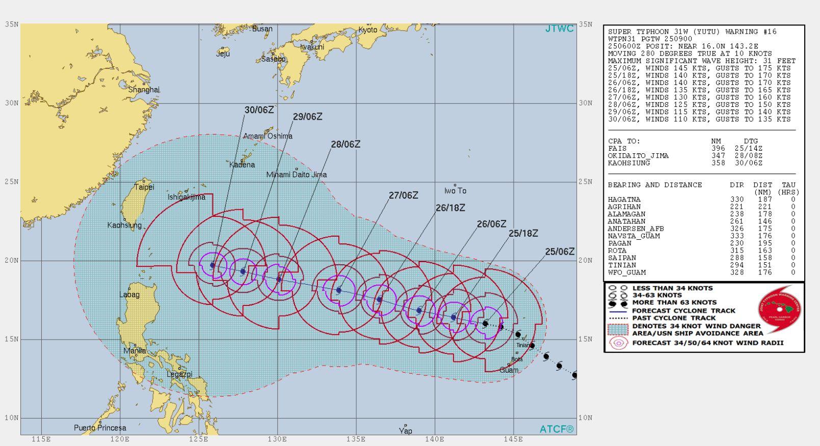 Rescue underway in US Pacific islands as super typhoon strikes 2
