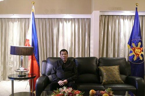 Duterte attends 33rd ASEAN Summit in Singapore