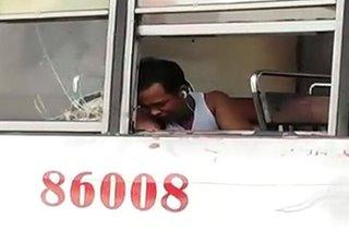 Tulong, ibinigay sa lalaking naputulan ng braso sa gitgitan ng 2 bus