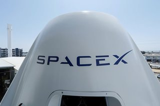SpaceX's crew rocket set for January test flight