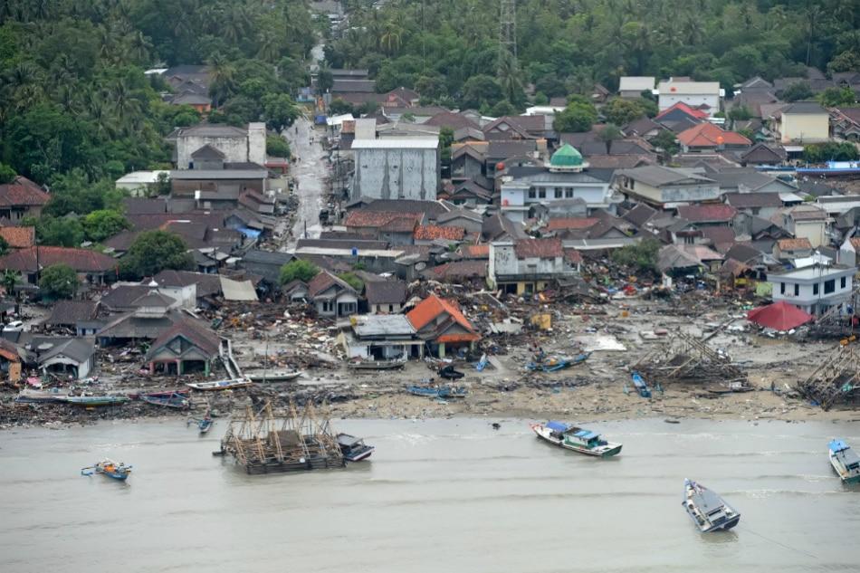 A Devastating Tsunami Has Hit Indonesia Without Warning, Killing Hundreds