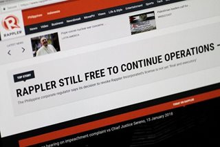 SEC followed law in Rappler ruling: fund manager