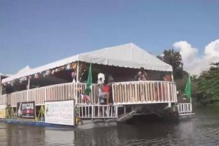 River cruise, Kundiman songs, atraksiyon sa isang resort sa Bulacan