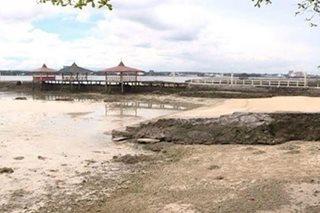 Mga beach resort sa Samal Island, ininspeksiyon