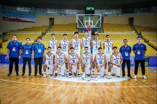 SLIDESHOW: Batang Gilas ready to make noise at youth basketball worlds