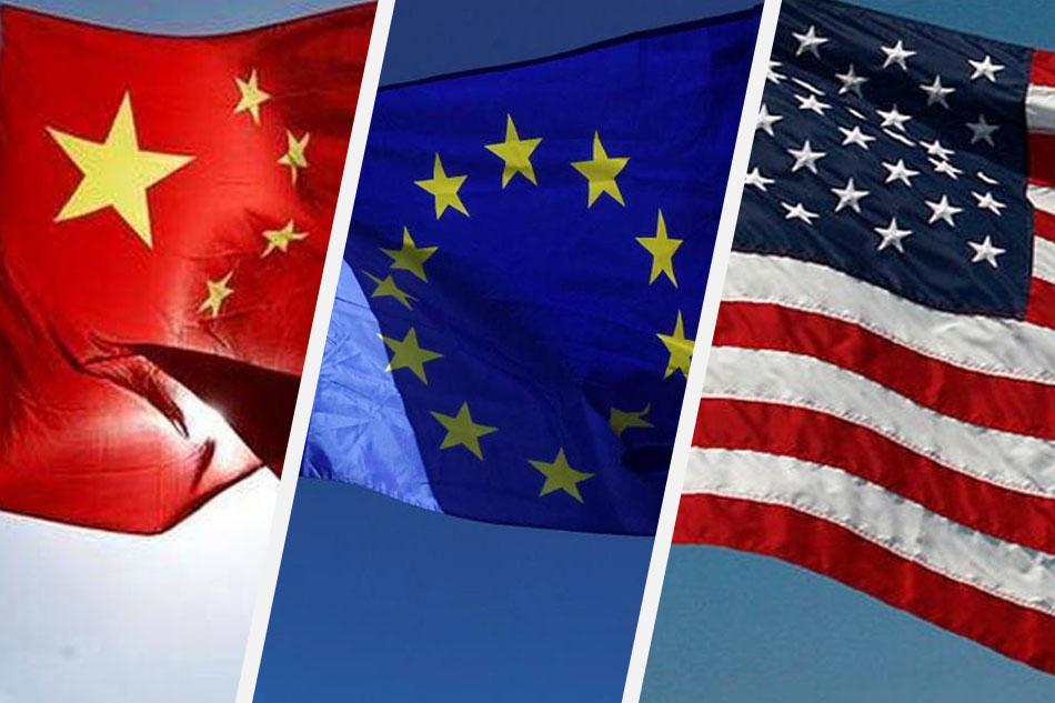「US china EU」的圖片搜尋結果