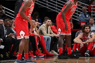 Zach LaVine faces grueling practice stretch, eyes Bulls debut