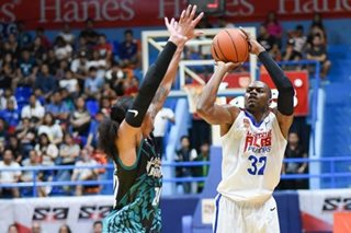 ABL: Justin Brownlee named 'World Import of the Week'