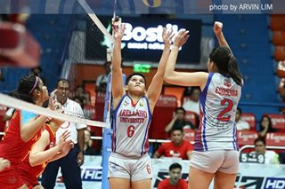 Transferee Verutiao shines in NCAA debut for Arellano