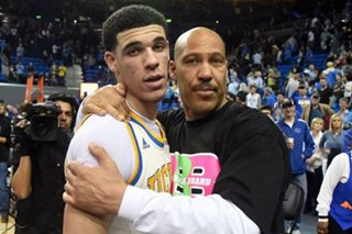 LaVar Ball predicts all three sons will be on Lakers in 2020