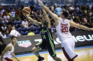 PBA: Ginebra weathers gutsy GlobalPort for share of lead