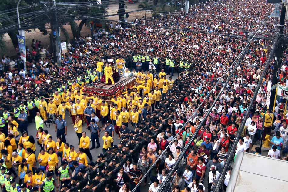 Protecting the Nazareno