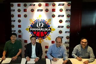 S+A channel to broadcast games of new basketball league Maharlika Pilipinas