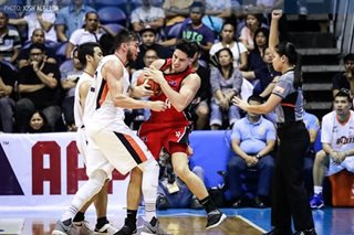 PBA: Norman Black, Alex Compton pleased with increased physical play