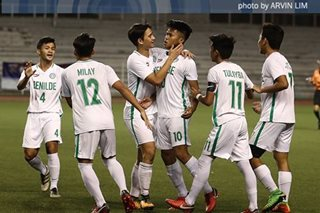 CSB downs Arellano in penalty shootout, forces decider in NCAA football