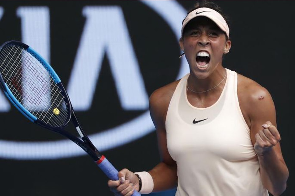 Madison Keys into Open fourth round