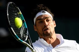 Tennis: Fognini battles past Benneteau in five-set thriller