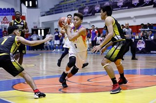 Salado to sit out D-League with MCL sprain
