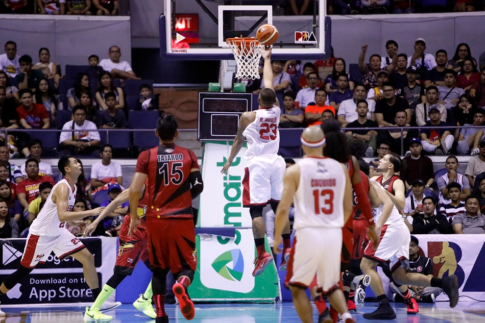 Ross left dumbfounded by 'bizarre' technical foul in San Miguel loss