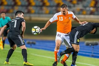 AFC Champions League: Ceres' run ends as Busmen fall short vs Tianjin
