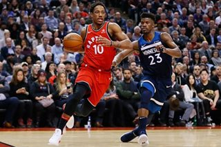 DeRozan thanks Toronto fans: 'You embraced me as one of your own'