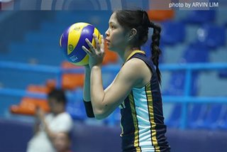 JRU's Alvarez is NCAA women's volleyball MVP
