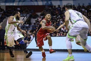 PBA: Alaska wins 6th straight after frustrating GlobalPort in OT
