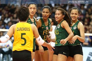 UAAP volleyball: FEU proves steadier than Ateneo in 5-set battle