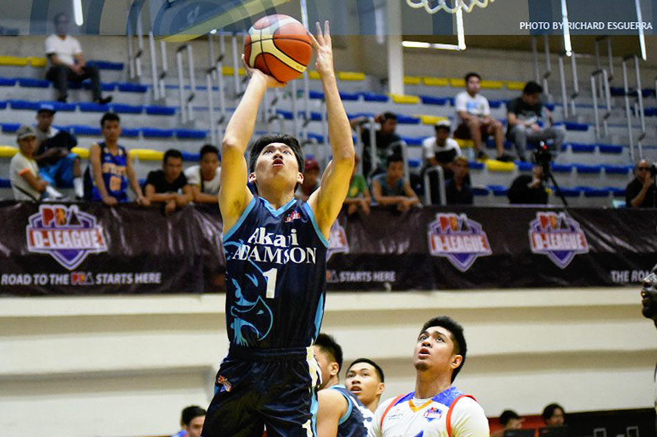 Pba D League Espeleta Manganti Steer Akari Adamson Past Go For