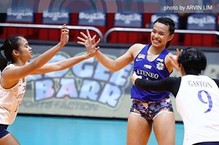 UAAP: 'I can do more,' says Dani Ravena after Ateneo debut