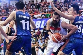 From pro basketball to showbiz, 'Big Mac' Mark Andaya is living life to the fullest
